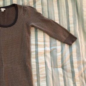 Nordstrom BP Waffle Knit Dress